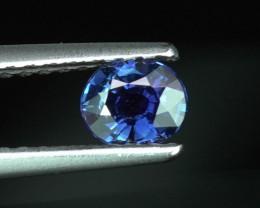 .37CT 4.4mm RICH BLUE COLOR NATURAL SAPPHIRE $1NR!