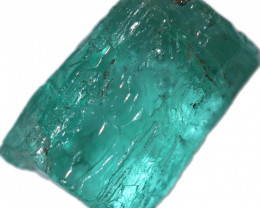 1.10 CTS COLUMBIAN EMERALD CRYSTAL ROUGH [S-SAFE518]