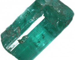 1.98 CTS COLUMBIAN EMERALD CRYSTAL ROUGH [S-SAFE523]