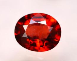 Rhodolite 1.62Ct Natural Red Rhodolite Garnet D2201/B26