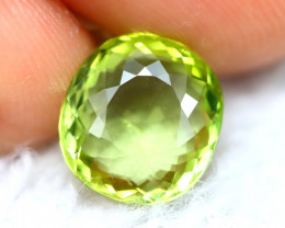 Tourmaline 2.35Ct Natural Green Color Tourmaline D2205/B31