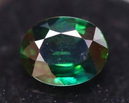 Sapphire 1.92Ct Natural Peacock Sapphire D2221/B5