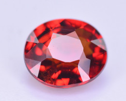 Amazing Color 1.40 Ct Natural Spessartite Garnet. RA