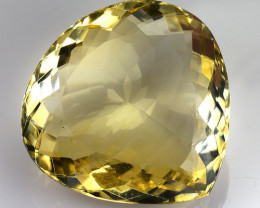 23.99 Ct Natural Citrin Top Quality Gemstone. CT 32