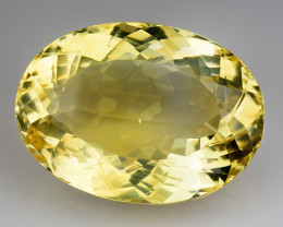 22.81 Ct Natural Citrin Top Quality Gemstone. CT 38