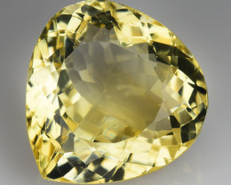 16.59 Ct Natural Citrin Top Quality Gemstone. CT 41