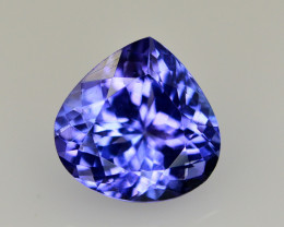 Natural Tanzanite 4.15 Ct AAA Color Top Quality ~ Gorgeous