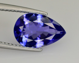 Natural Tanzanite 2.60 Ct AAA Color Top Quality ~ Gorgeous