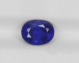 Blue Sapphire, 1.95ct - Mined in Burma | Certified by GRS