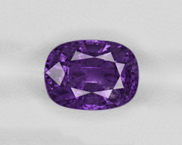 Fancy Sapphire, 7.26ct - Mined in Tanzania | Certified by AIGS