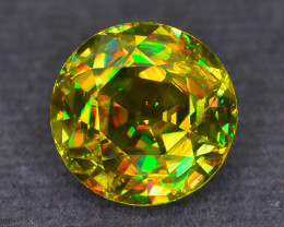 Rare AAA Fire 4.53 ct  Sphene Sku-56