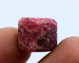 21.85 Cts Beautiful, Superb  Pink Tourmaline Handmade Crystal