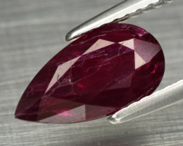 Natural Unheated Red Ruby - 2.08 ct
