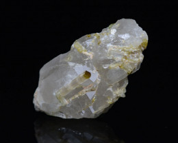 118 CT Beautiful Quartz With Tourmaline From Afghanistan