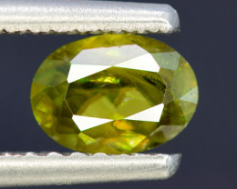 NR Aucton 1.10 CT Natural Full Fire Sphene Titanite Gemstone