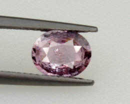 Natural Pink Sapphire 1.23 Cts from Madagascar