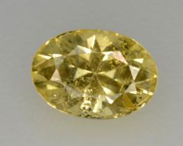 Natural Yellow Sapphire 1.53 from Sri Lanka