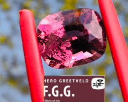 2.14CT - SPINEL-MOGOK-PERFECT SIZE FOR JEWELLERY- MASTER CUT