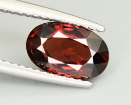 1.85 Ct Natural Red Spinel Burma
