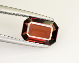 1.35  Ct Natural Red Spinel Burma