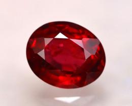 Rhodolite 1.92Ct Natural Cherry Red Rhodolite Garnet E2303/B26