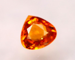Garnet 1.11Ct Natural Vivid Orange Spessartite Garnet E2306/B34