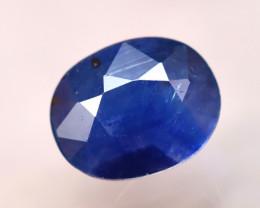 Blue Sapphire 2.05Ct Natural Blue Sapphire E2325/B21