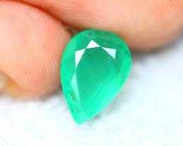Emerald 1.88Ct Natural Colombia Green Emerald E2330/A17