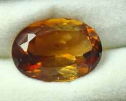 9.10 Cts Beautiful, Superb Orange Brown Gemstone