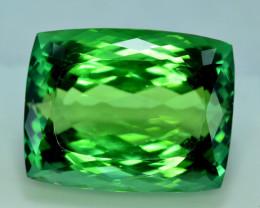 245.30 Carats Amazing Lush Green Hiddenite Kunzite Gemstone