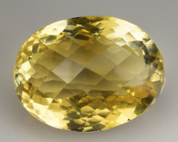15.56 CT NATURAL CITRINE TOP QUALITY GEMSTONE C7