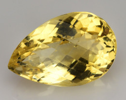 8.68 CT NATURAL CITRINE TOP QUALITY GEMSTONE C9
