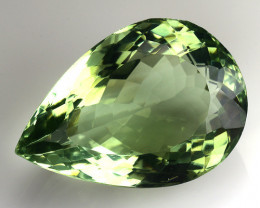 19.84 CT PRASOILITE TOP CLASS CUT GEMSTONE PR1