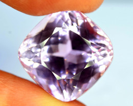 NR 13.10 Carats Pink Color Kunzite Gemstone
