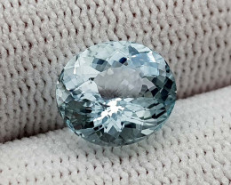 3.25CT AQUAMARINE BEST QUALITY GEMSTONE IIGC03