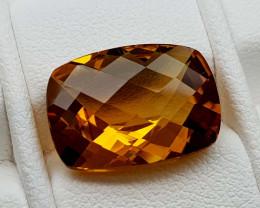 6Crt Madeira Citrine Natural Gemstones JI103