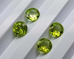 2.85Crt Peridot Calibrated Lot  Natural Gemstones JI103