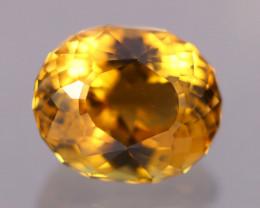 AAA Grade 3.00Ct VVS Master Cutting Golden Yellow Tourmaline AN213