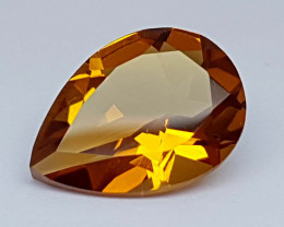 5Crt Madeira Citrine Stone JICT27