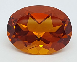 20.05Crt Madeira Citrine Stone JICT33