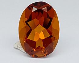 4.05Crt Madeira Citrine Stone JICT38
