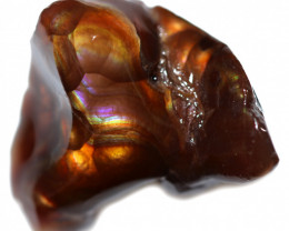 41.00 CTS FIRE AGATE ROUGH FROM MEXICO[F8533]