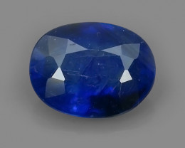 2.10 CTS AWESOME BLUE SAPPHIRE FACET GENUINE MADAGASCAR!!!