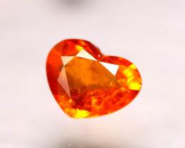 Garnet 1.38Ct Natural Vivid Orange Spessartite Garnet E2502/B34
