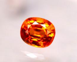 Garnet 1.44Ct Natural Vivid Orange Spessartite Garnet E2503/B34
