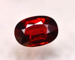Rhodolite 2.90Ct Natural Cherry Red Rhodolite Garnet E2511/B3