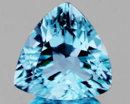 10.00 mm Trillion 3.68cts Sky Blue Topaz [VVS]