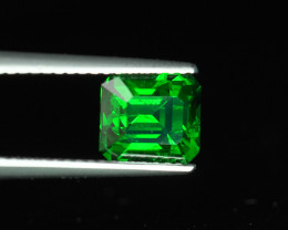 2.13CT TOP COLOR MASTER CUT TSAVORITE GARNET $1NR!