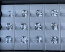 32.06 Carats Topaz Gemstones Parcels
