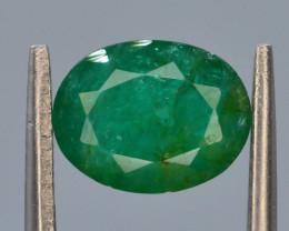 AAA Grade Top Color 1.95 ct Zambian Emerald